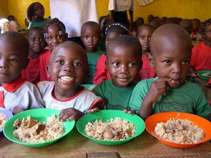 Bambini-in-Africa