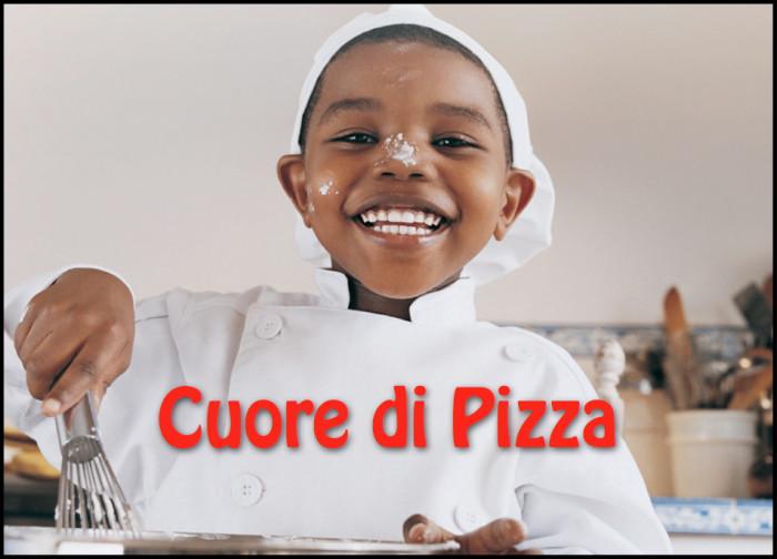 Bambino Cuore di Pizza