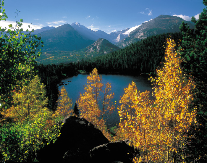 Rocky Mountain National ParkVisit Denver