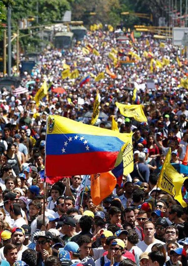 venezuela-proteste
