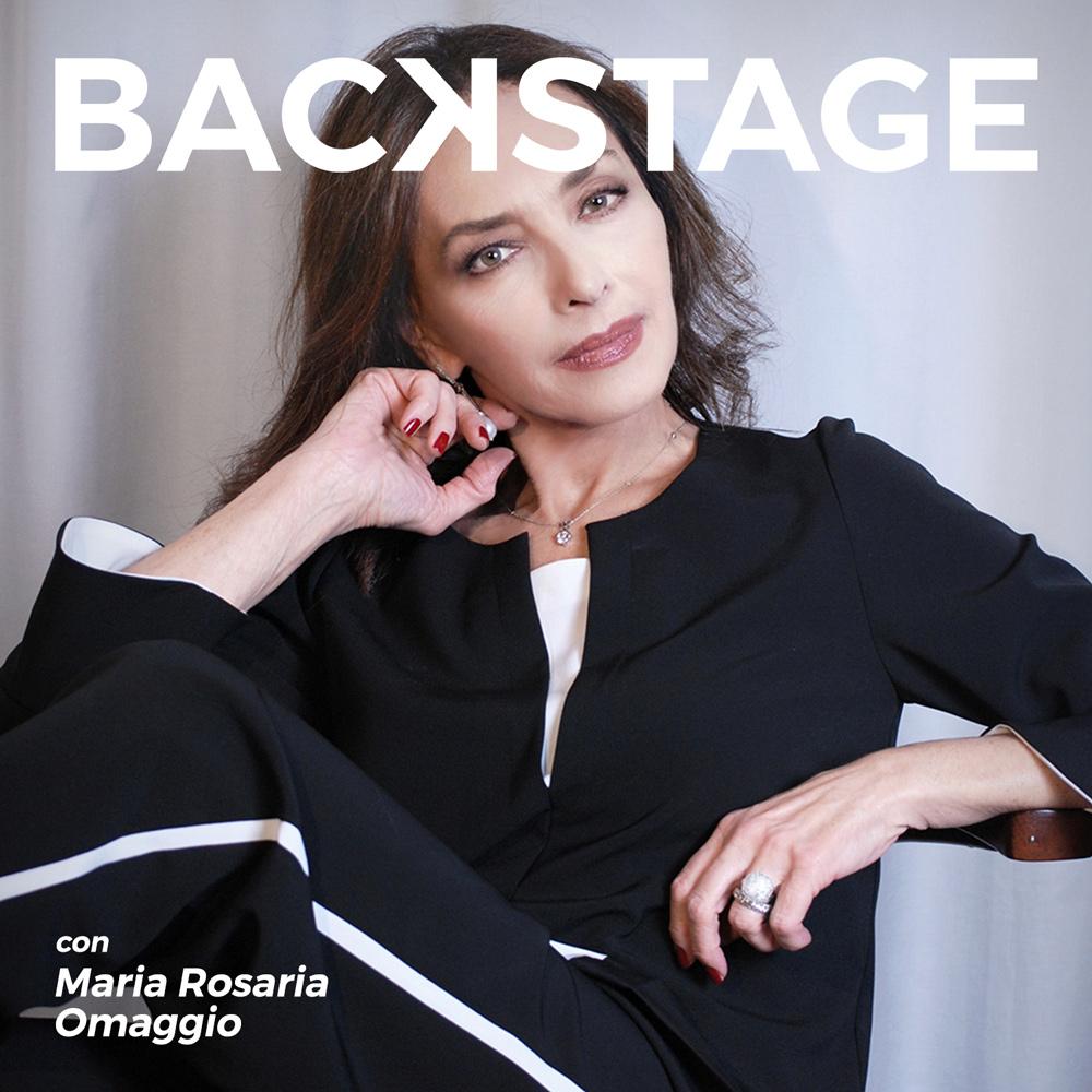 BackStage con Maria Rosaria Omaggio